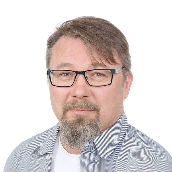 Staffmax henkilöstö - Mika Rauhala