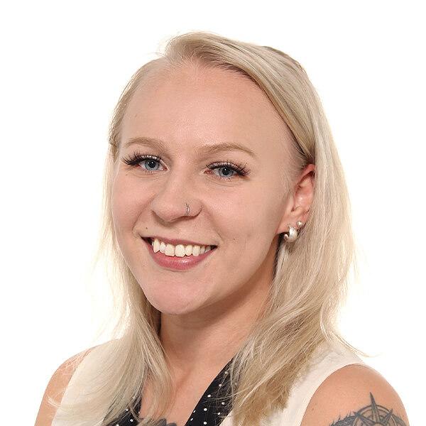 Staffmax henkilöstö - Mona Lahdelma