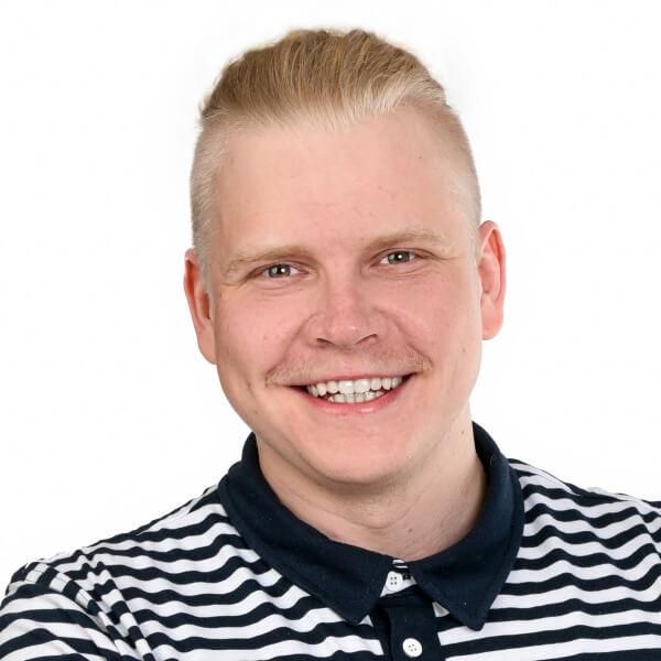 Aki Kinnunen Staffmax