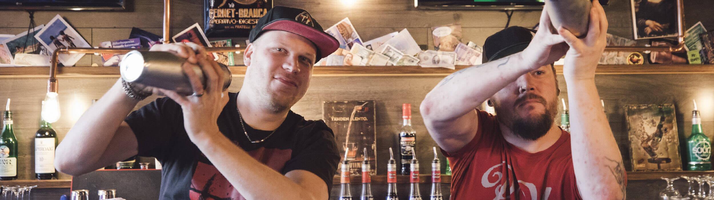 Staffmax ravintola-alan avoimet työpaikat, baarimikko